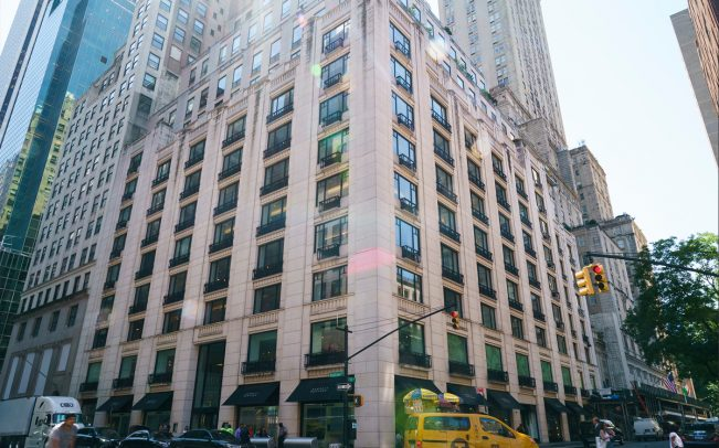 Barneys at 660 Madison Avenue (Credit: Getty Images)