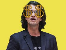 The We Company's Adam Neumann (Credit: Getty Images)