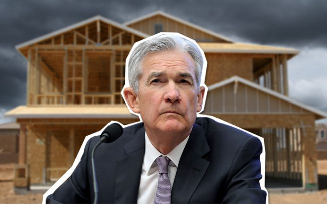 Jerome Powell (Credit: Getty Images and iStock)