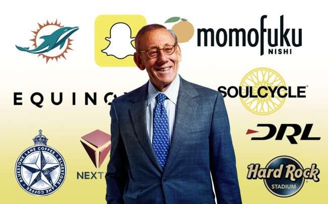 What Trump Supporter Stephen Ross Owns: Miami Dolphins, Equinox