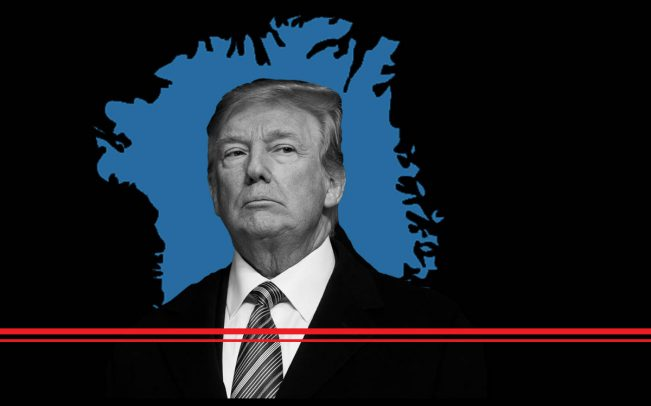 Donald Trump and Greenland