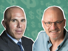 RXR Realty's Scott Rechler and Kitchen United CEO Jim Collins