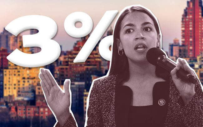 Alexandria Ocasio-Cortez (Credit: Getty Images)
