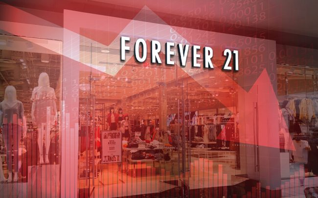 Retail stocks take a hit after Forever 21 files for bankruptcy (Credit: iStock, Phillip Pessar via Flickr)