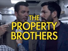 TRD interviews the Property Brothers