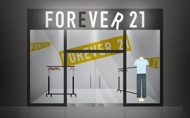 Forever 21 owes these five mall owners $20.9 million, bankruptcy court records show.