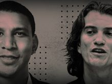 Compass CEO Robert Reffkin and WeWork's Adam Neumann