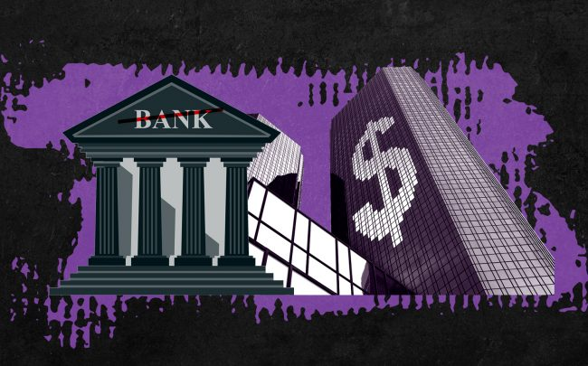 Alternative lenders saw the biggest gain in market share (iStock)