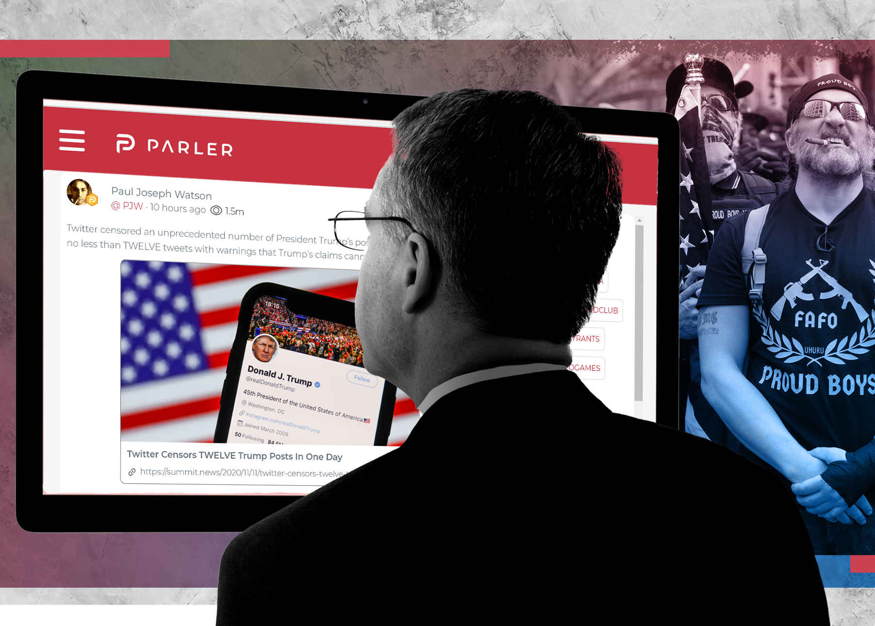 What Real Estate Agents Using Parler Should Know
