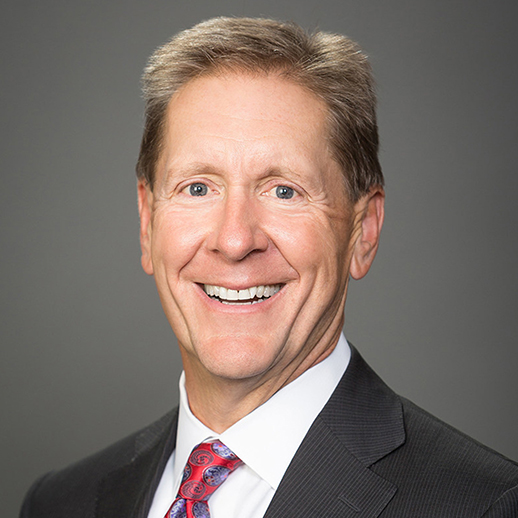National Retail Properties president and CEO Julian Whitehurst