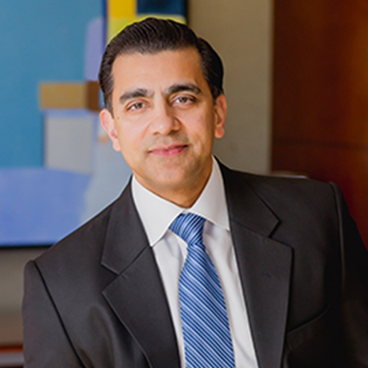 Realty Income president and CEO Sumit Roy