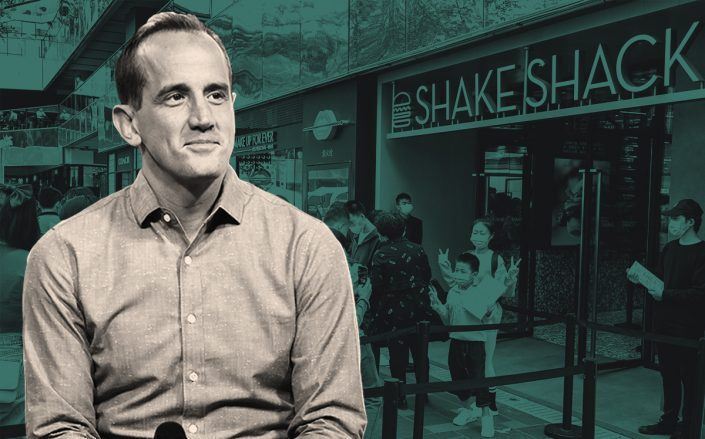Shake Shack CEO Randy Garutti (Getty)