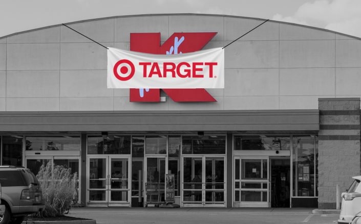 As of November, Target had 1,897 stores nationwide. (iStock)