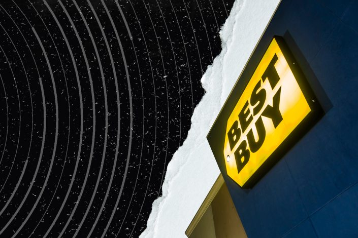 Best Buy has closed about 20 of its big-box stores in each of the past two years (iStock)