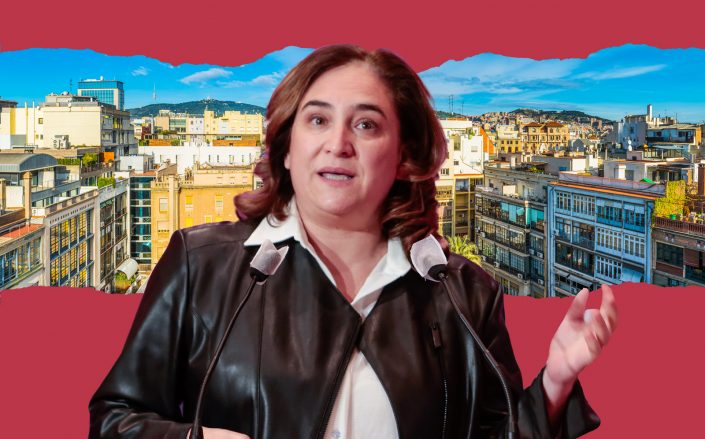 Barcelona Mayor Ada Colau (Getty, iStock)