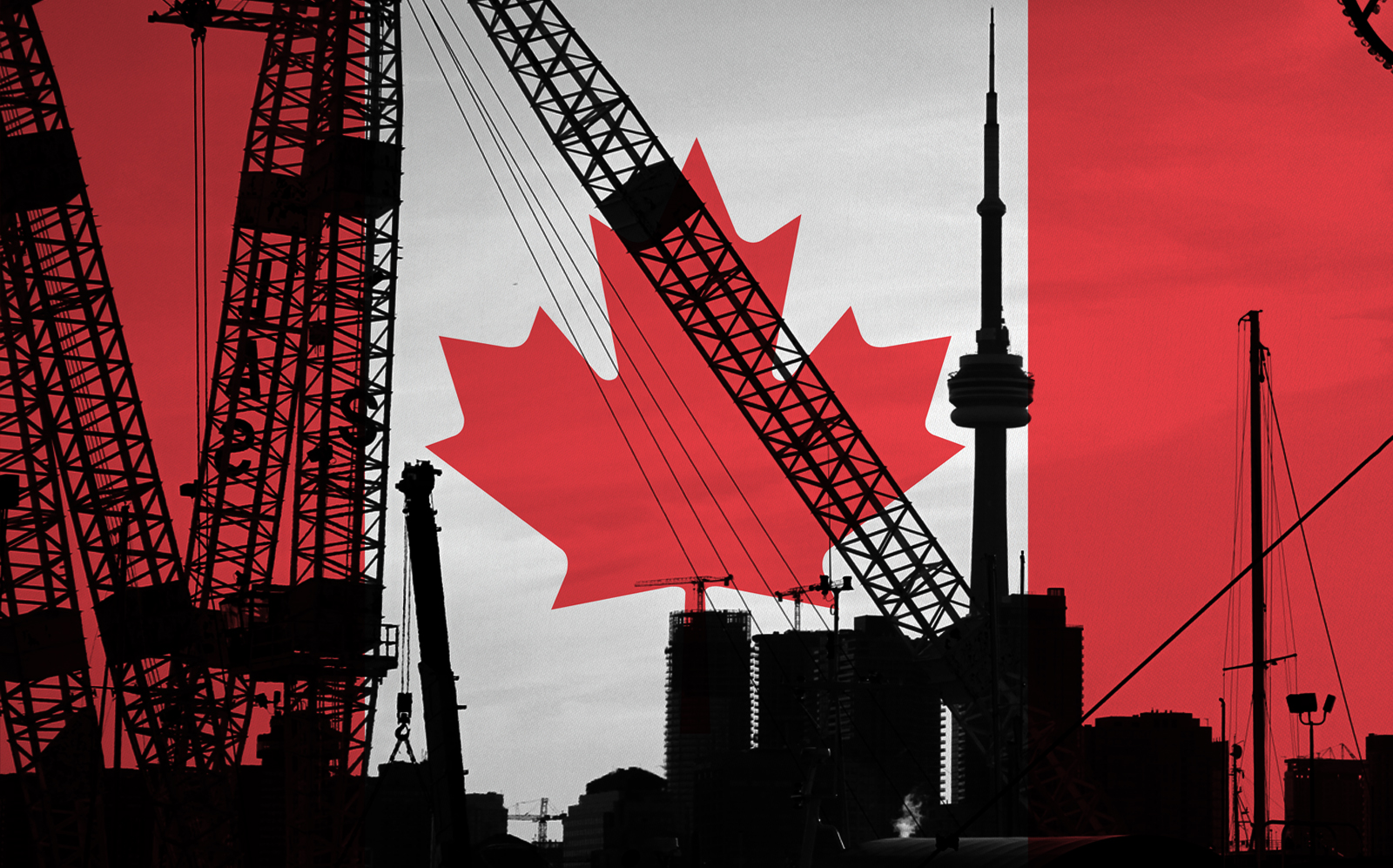 CBRE projects that e-commerce sales in Canada will continue to climb. (Getty)