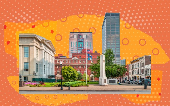 Louisville, Kentucky (iStock/Photo illustration by Kevin Rebong for The Real Deal)
