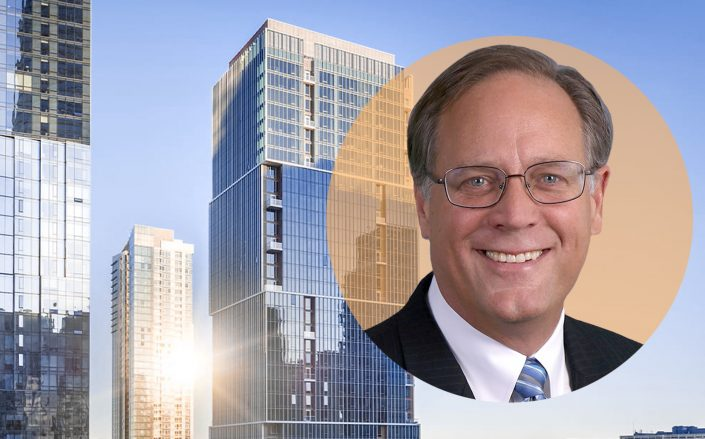 President and CEO of Essex Property Trust Michael J. Schall. (Essex)