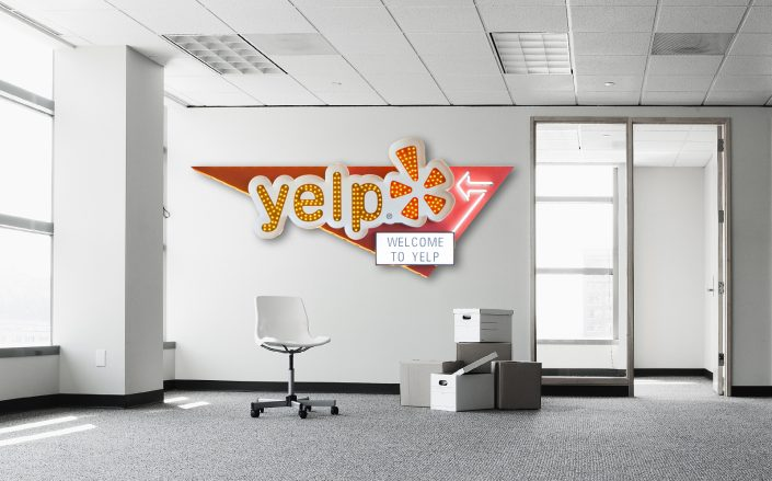 Yelp is expected to sublease some of their current offices. (Yelp, Getty)