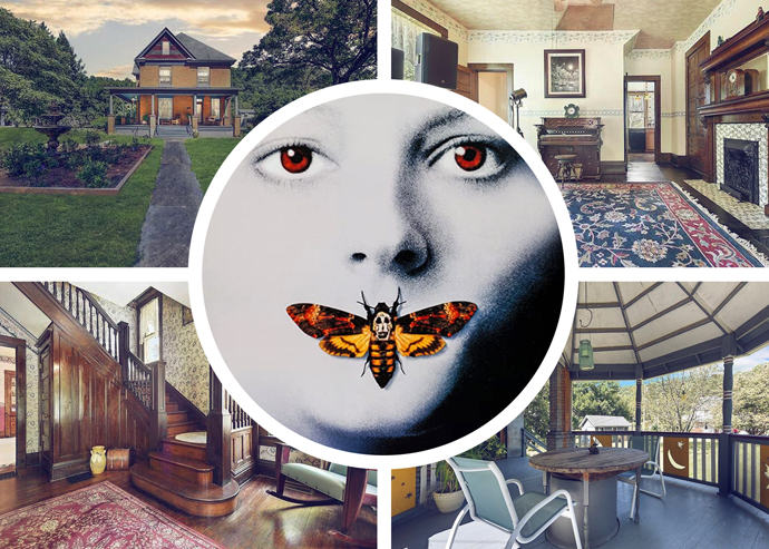 Silence of the Lambs house having trouble selling