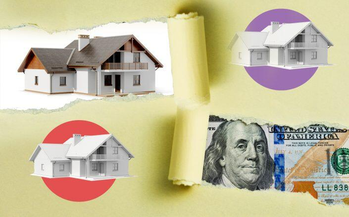Inventory has hit historically low levels while home prices surpassed $300,000 for the first time ever and continue to rise. (iStock)