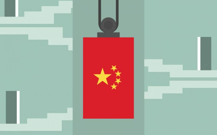 Global elevator industry chases the dragon