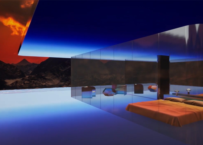"World's first NFT ""digital house"" sells for over $500K"