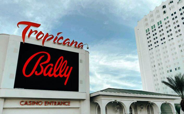 (Tropicana Las Vegas via Facebook, Bally's Corp)