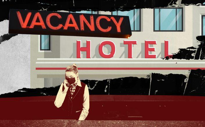 These hotel markets have entered a depression
