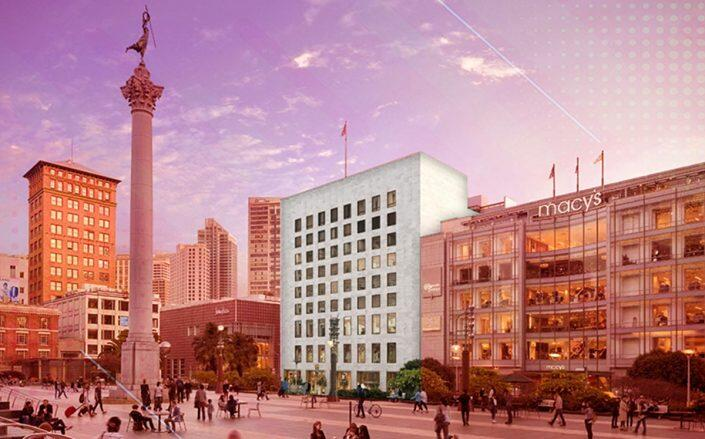 City approves redevelopment of Macy's building in Union Square