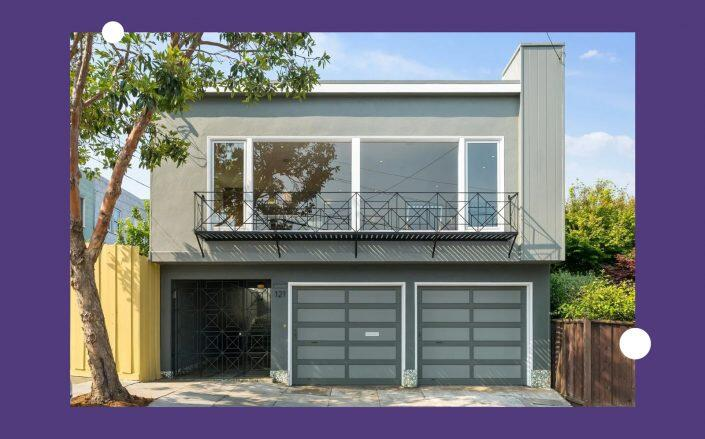 121 Theresa Street in Mission Terrace (Open Homes Photography for Sotheby's International Realty)