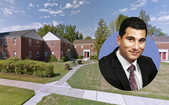 New Providence Gardens and Gebroe-Hammer broker Nicholas Nicolaou