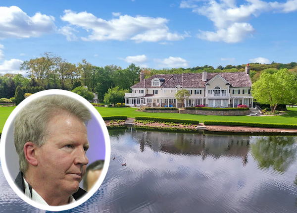 Phil Simms Franklin Lakes New York Giants Quarterback