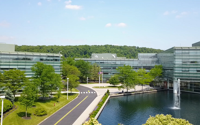 55 Corporate Drive in Bridgewater (Credit: CBRE)
