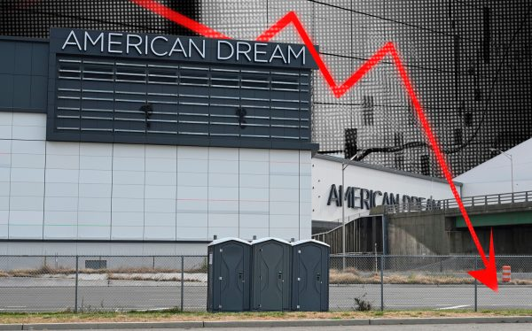 The American Dream Mall in New Jersey (Getty Images; iStock)