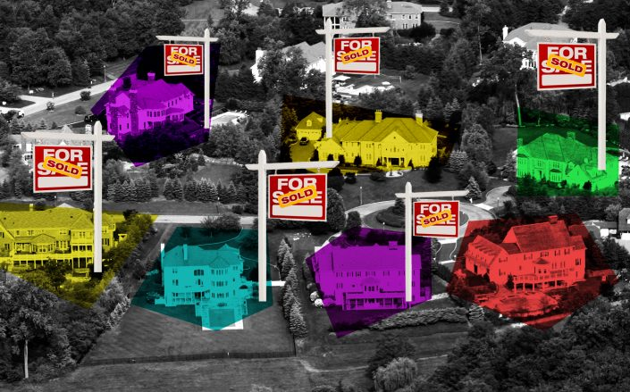 Westchester's 20.4 percent year-over-year increase in median sales price was the highest in more than 28 years (iStock)