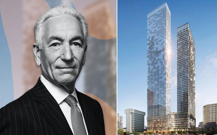 Charles Kushner, Kushner Companies Journal Square project rendering