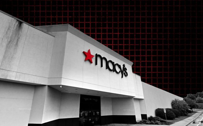 Macy's at Sangertown Square in New Hartford (Google Maps)