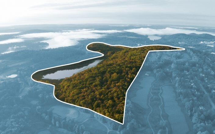 The 144-acre property is located in Lower Hudson Valley. (Institutional Property Advisors)