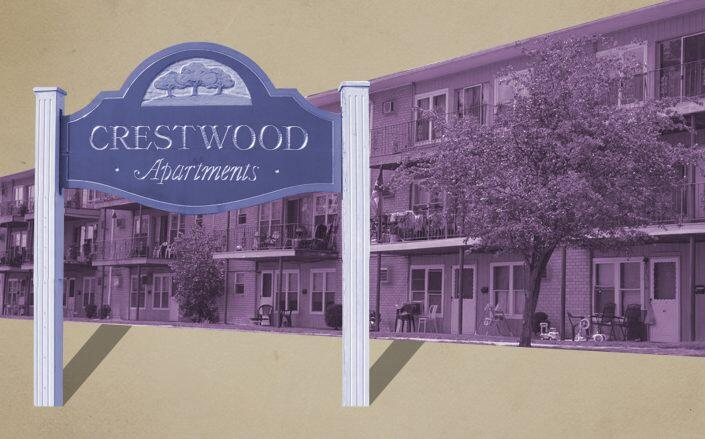 Crestwood Apartments in Middletown, New York. (Realtor)