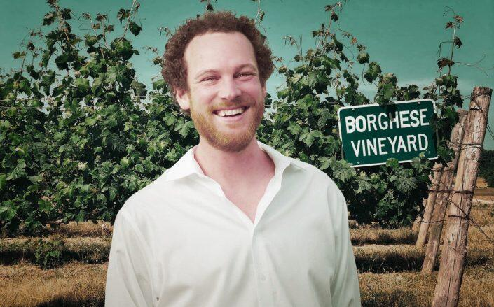 Winery owner Giovanni Borghese (Facebook via Borghese Vineyard)