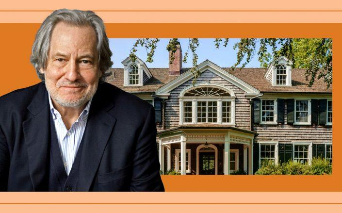 Chris Whittle and his Hamptons estate (Photos via Trulia and Meridian)