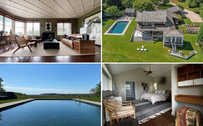 The East Hampton home (Sotheby's  International Realty)