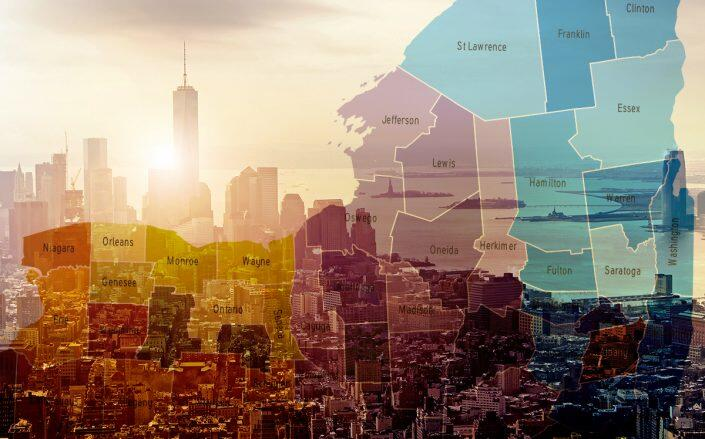 Housing disappears from 21 New York counties