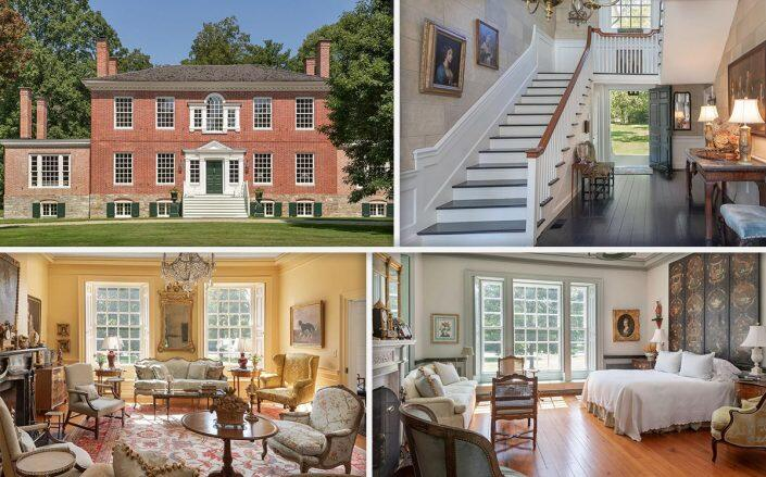 You say you want a Revolution(ary War home) in Upstate NY? Here it is