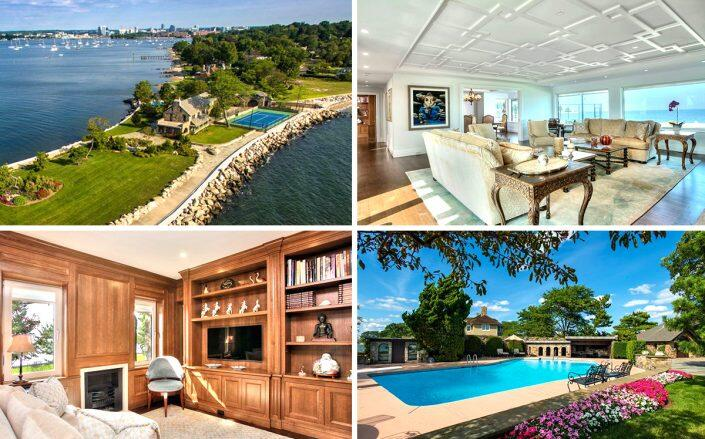Stamford home sold for near-record $7.5M