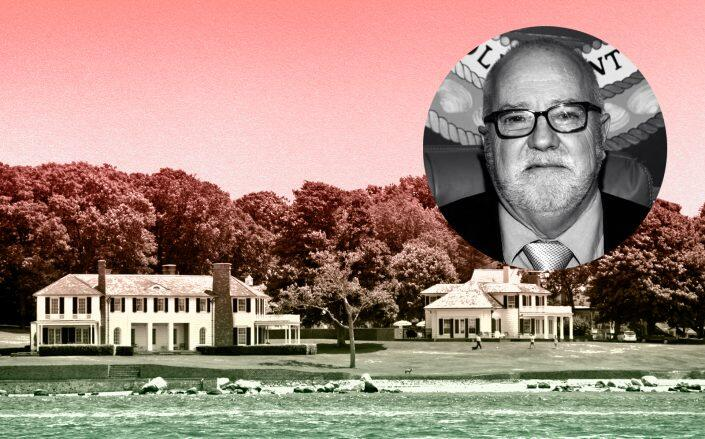 Shelter Island and Town Supervisor Gerry Siller (iStock, Town of Shelter Island)