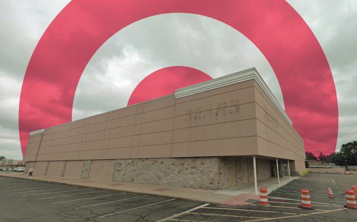The New Hyde Park Target is going to be adding a level (Google Maps)