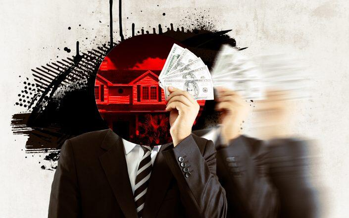 An unlicensed mortgage broker diverted millions intended to pay off mortgages into his personal bank accounts by providing lenders with false wire information, the DOJ said. (iStock)