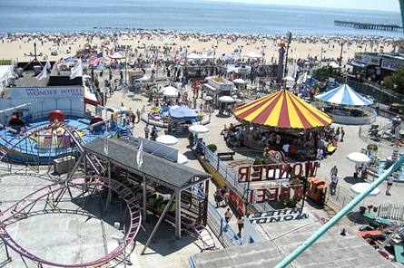 Coney Island Jobs For Summer